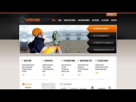 www.aritmet.cz