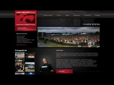 www.wolfsecurity.sk