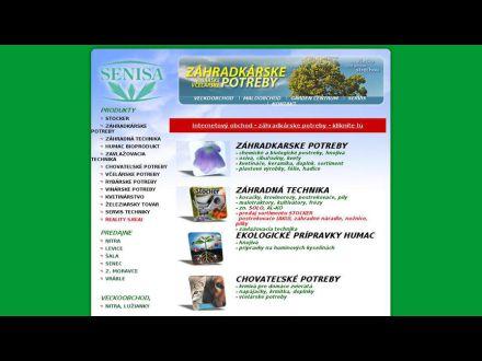 www.senisa.sk