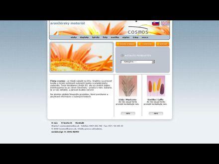 www.cosmosflowers.sk