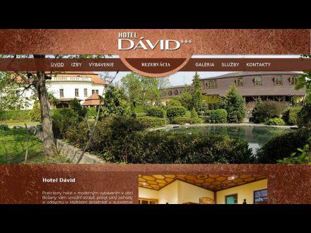 www.hoteldavid.sk