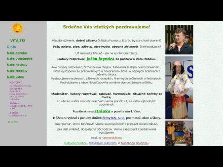 www.zabavac.jendro.sk