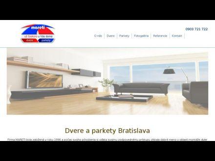 www.mareti.sk