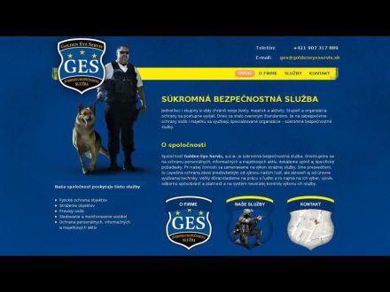 www.goldeneyeservis.sk