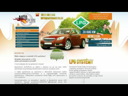 www.autonaplyn.sk