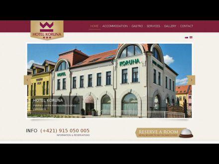 www.hotel-koruna.sk