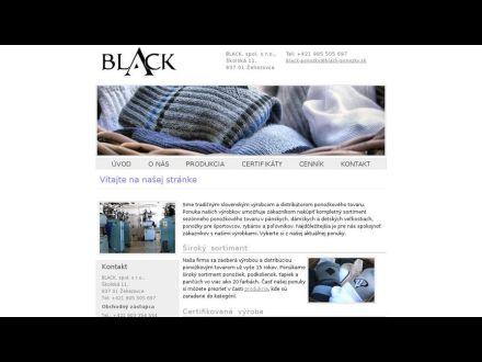 www.black-ponozky.sk