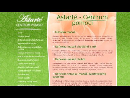 www.astarte.peruno.sk