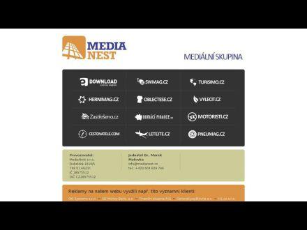 www.medianest.cz
