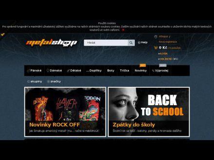 www.metalshop.cz