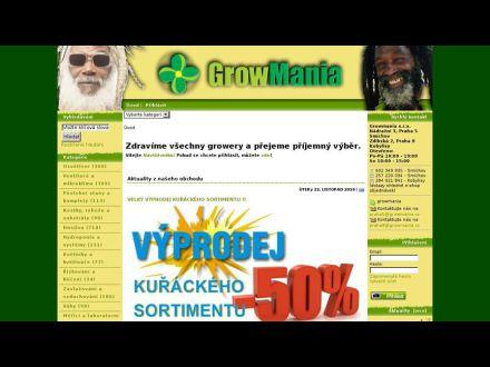 www.growmania.cz
