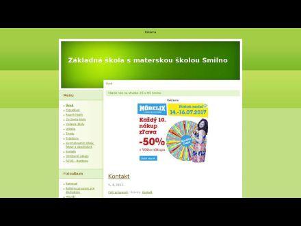 www.zssmssmilno.estranky.sk
