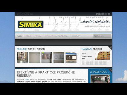 www.simika.sk