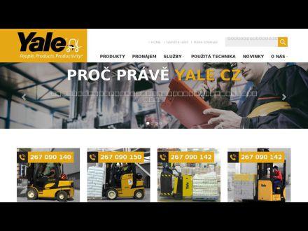 www.yale.cz