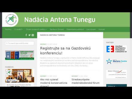 www.tunega.sk