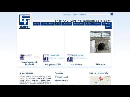 www.efisan.cz