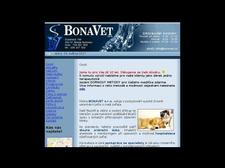 www.bonavet.cz