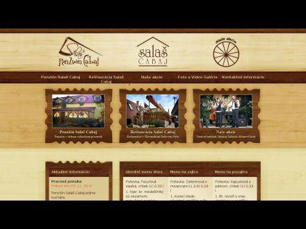 www.salas-cabaj.sk