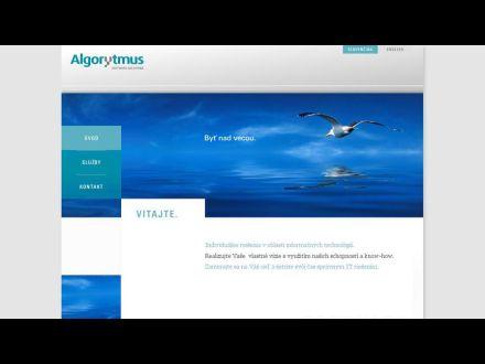 www.algorytmus.sk