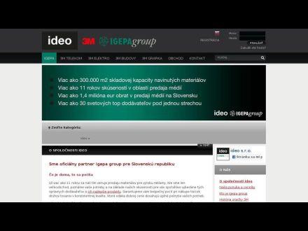 www.ideo.sk