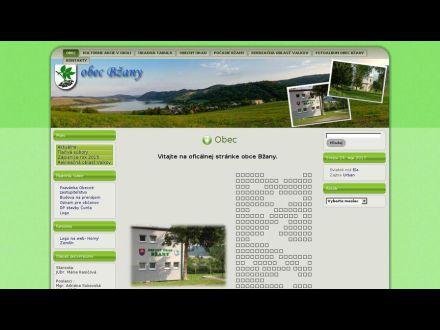 www.bzany.sk