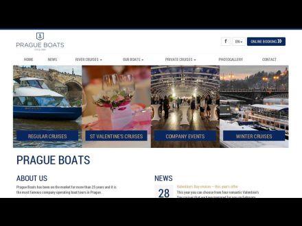 www.prague-boats.cz