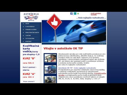 www.oktip.sk
