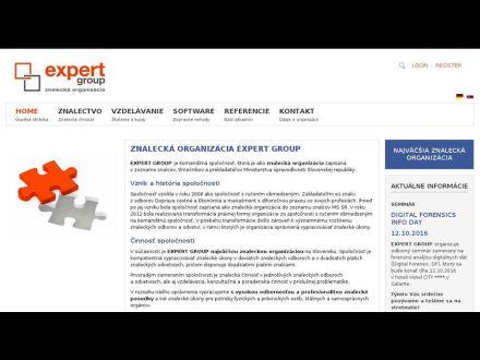 www.expertgroup.sk