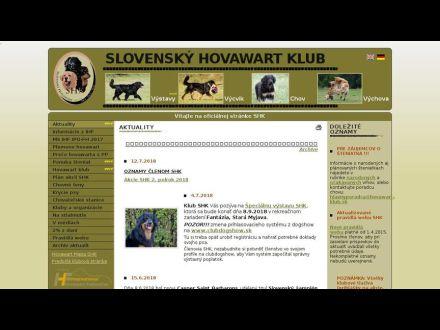 www.hovawart-klub.sk