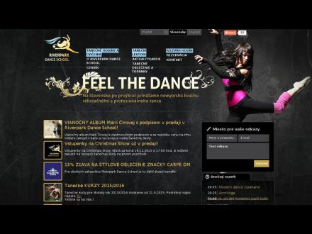 www.riverparkdanceschool.sk