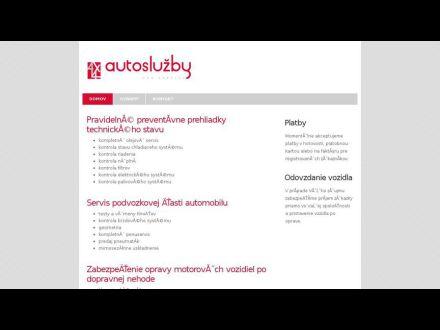 www.autosluzby.sk