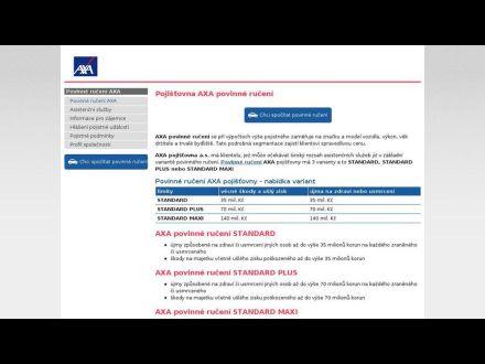 www.axa.cz