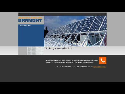 www.bramont.sk