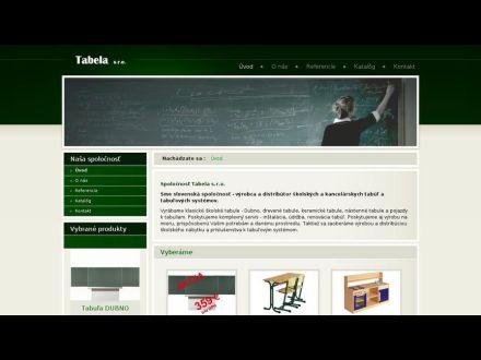 www.tabela.sk