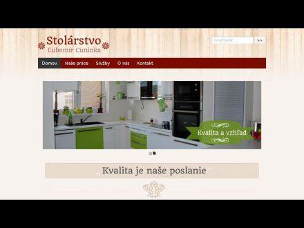 www.stolarstvocuninka.sk