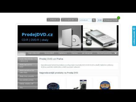 www.prodejdvd.cz