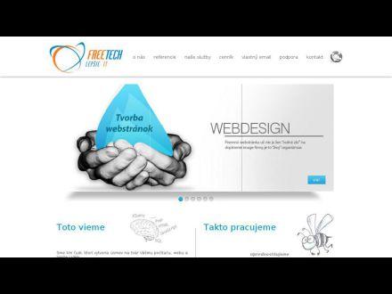 www.freetech.sk