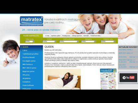 www.matratex.sk