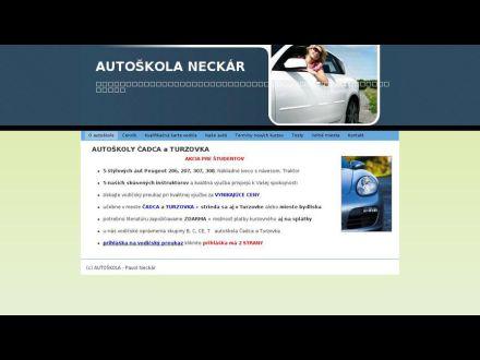 www.autoskolaneckar.sk