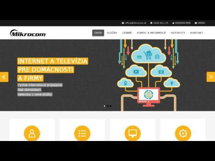 www.mikrocom.sk