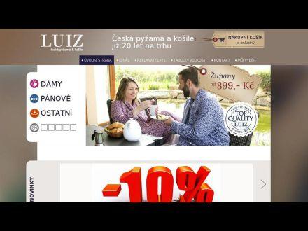 www.luiz.cz