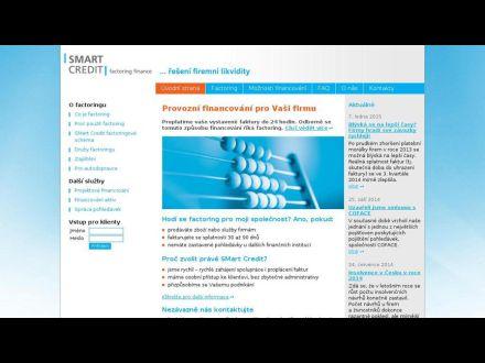 www.smartcredit.cz