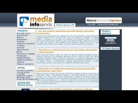 www.mediainfoservis.sk