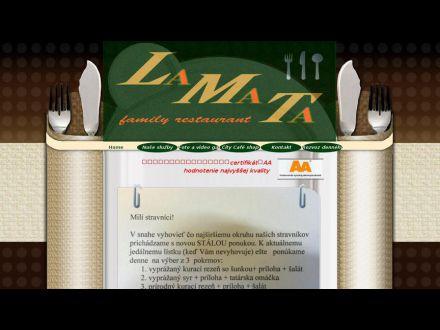 www.lamata.sk