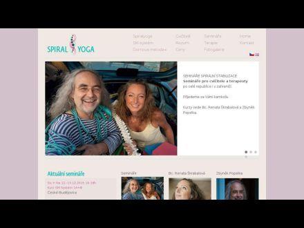 www.spiralyoga.cz