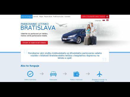 www.parkovanieletisko.sk