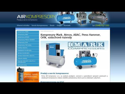 www.airkompresory.sk
