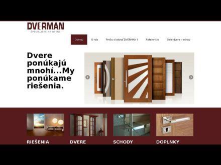 www.dverman.sk