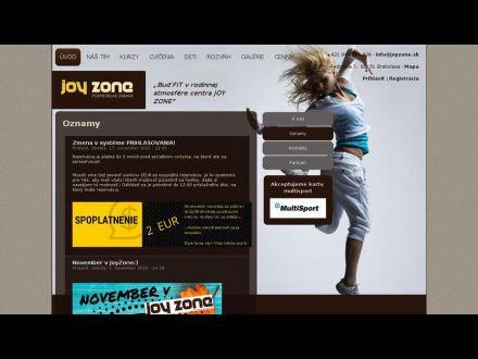 www.joyzone.sk