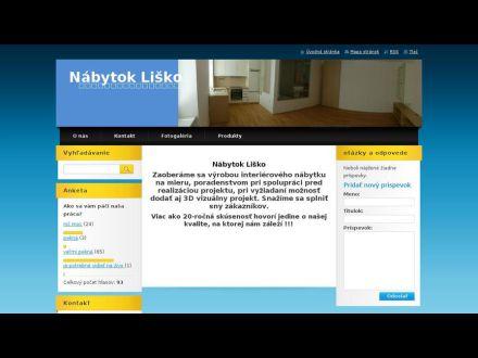 www.nabytoklisko.webnode.sk